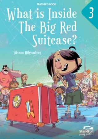Livro What is inside the big red suitcase