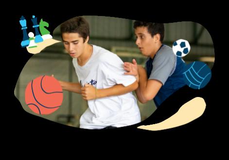 Esportes e atividades complementares